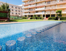 Malgrat de Mar - Appartement Apartamento Sol