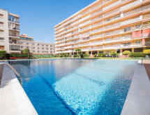 Malgrat de Mar - Appartement Apartamento Luna