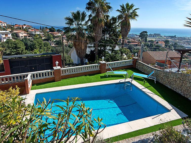 Ferie hjem Casa Sagitario med mikrobølgeovn og parkering