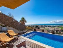 Santa Susana - Vakantiehuis Villa Miramar