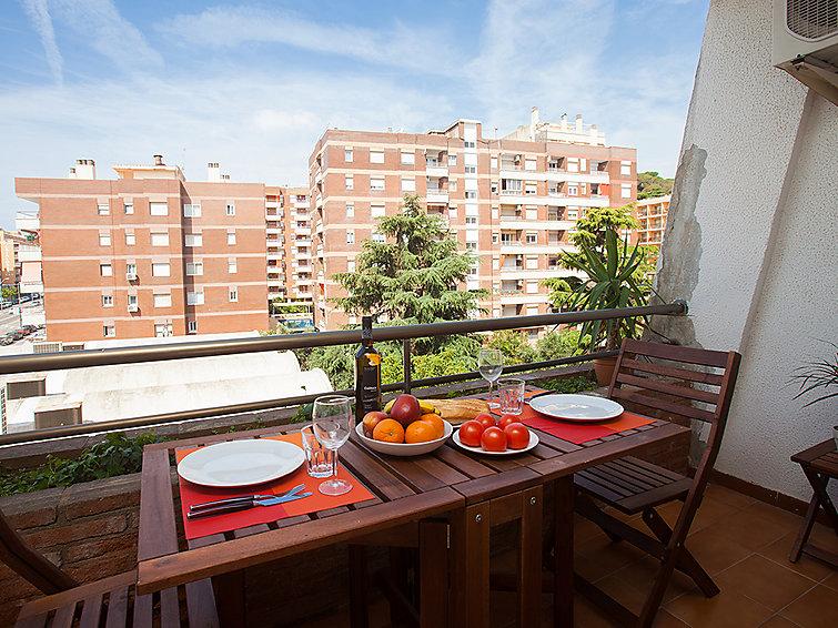 Apartamento de vacaciones Holiday Apartment II (303) con wlan y ducha