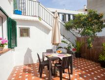 Apartament Terrassa con forno und Wi-Fi