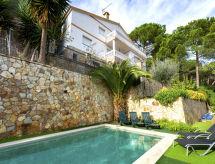Argentona - Vakantiehuis Family House 16 Pax Max.