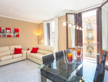 Barcelona - Apartamento Balmes-Passeig de Gràcia