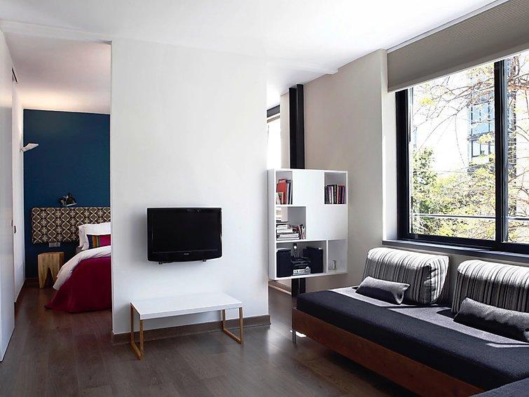 Vila Olímpica-Pamplona - Apartment - Barcelona