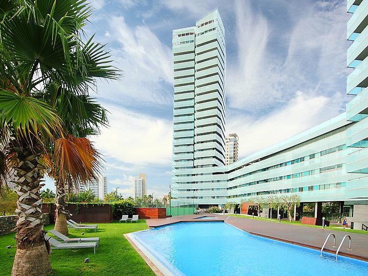 Ferienapartment Barcelona ferienwohnung diagonal mar in barcelona spanien es9510 388 1