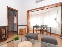 Barcelona - Apartamento Calàbria flat