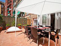Barcelona - Apartamenty Eixample Esquerre Josep Tarradellas
