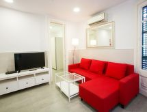 Barcelona - Apartamento Eix. Esquerre Entença-Av Roma 02