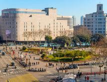 Plaça Catalunya/Rda.Universidad