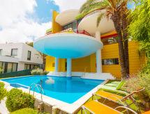 Sitges - Maison de vacances Urb Vallpineda Avda. Miquel Utrillo 99