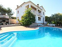 Villa Rosa mit Tumbler und TV