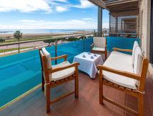 Cubelles - Rekreační apartmán Triplex Seaview