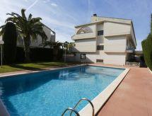 Torredembarra - Vakantiehuis Maison Berbel