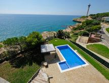 Torredembarra - Vakantiehuis Villa del Far