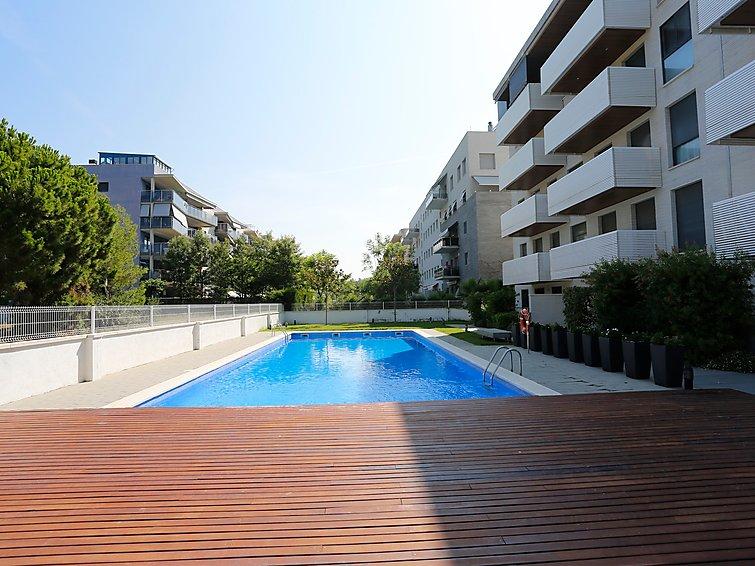 Апартаменты Edificio Barenys