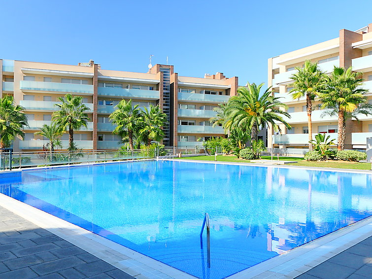Апартаменты Aquaria