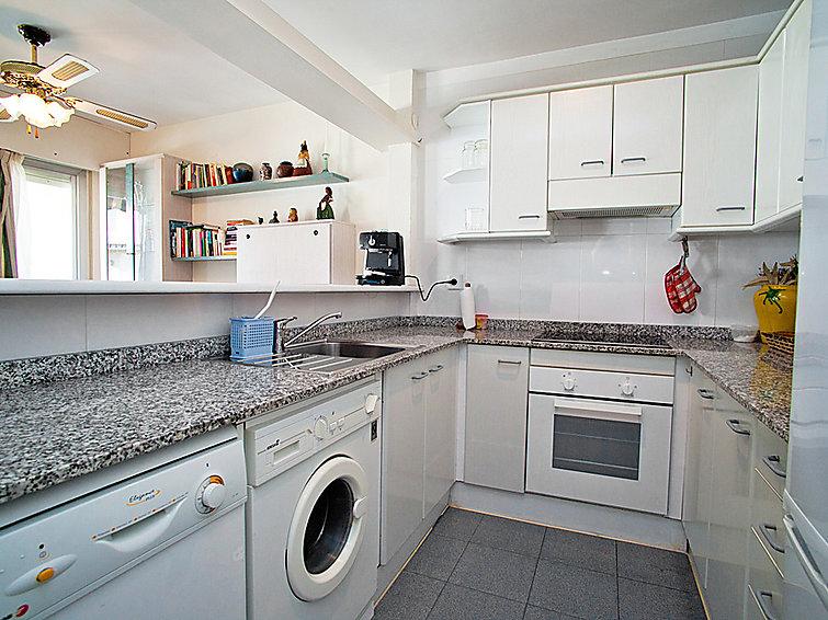 Апартаменты Edificioo DMS IV с микроволновой печью и духовкой