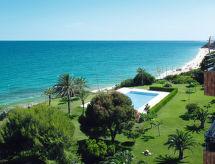 Miami Platja - Appartamento Anlage mit Pool (MPL121)