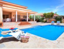 Miami Platja - Dom wakacyjny Villa Gregal