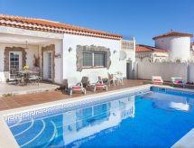 Miami Platja - Vakantiehuis Villa Capri