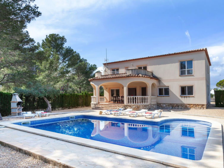 Loma-asunto Villa Alguer