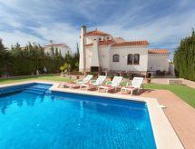 L'Ametlla de Mar - Casa de vacaciones Villa Catalunya