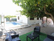 Deltebre - Vakantiehuis Juan