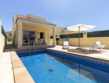 Deltebre - Vakantiehuis 2 Casas
