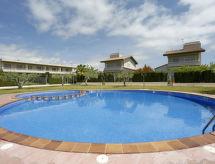 L'Ampolla - Vakantiehuis Armony