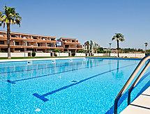 L'Ampolla - Maison de vacances Residencial Las Palmneras