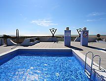 Sol Naciente avec piscine pour enfants et pour la randonnée plaine