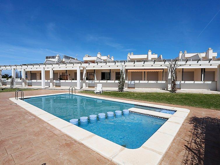 Appartamento di vacanza Residencial Les Gavines con parcheggio und lavastoviglie