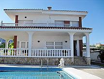 Alcanar - Casa de vacaciones Chalet Pla
