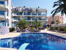Alcanar - Appartement Playasol