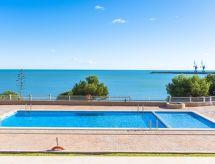 Jardin del Mar con lavavajillas y terraza