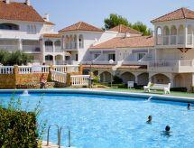 Alcocéber/Alcossebre - Apartamento Residencial Al-Andalus 4/6