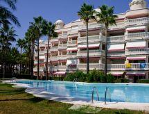 Alcoceber/Alcossebre - Apartamentos CASABLANCA 4/6 Sea view