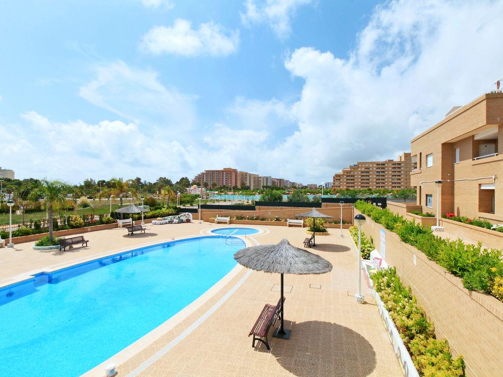 Ferienwohnung Jardines del Mar - Azahar Ferienwohnung  Costa del Azahar