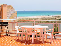 Playa Almardá Mar Azul