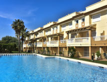 Oliva - Vakantiehuis Dunasol