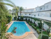 Dénia - Apartment Urb Oasis Beach