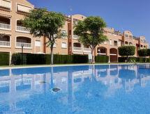 Dénia - Rekreační apartmán Rincón del Mediterráneo