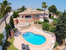 Dénia - Holiday House Villa Summer