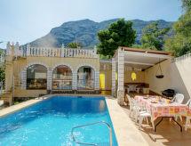 Dénia - Holiday House Villa El Sol