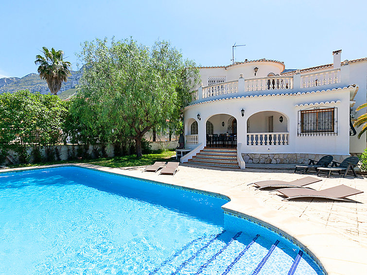 Holiday House Molina In Dnia Spain Es  Interhome