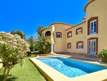 Dénia - Vakantiehuis Villa Belvedere