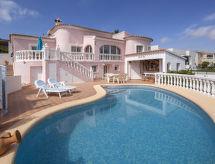 Dénia - Dom wakacyjny Villa Fortuna