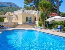 Dénia - Vakantiehuis La Marquesa