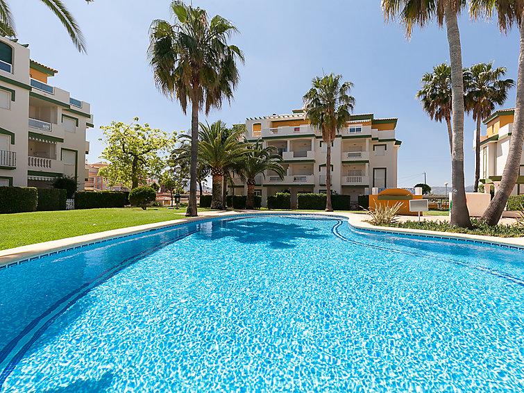 Lägenhet Spanien, Costa Blanca, Dénia